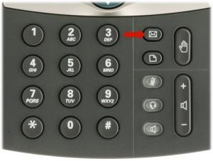 Voice Mail Button